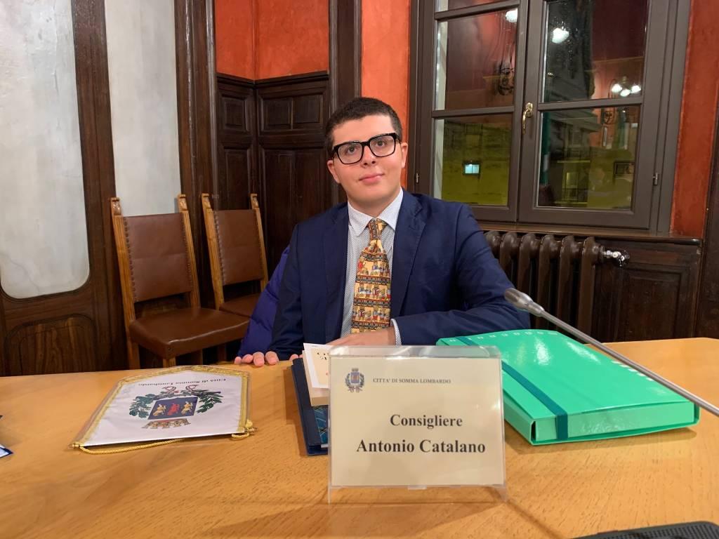 Consiglio comunale Somma Lombardo 2020