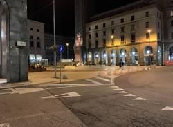 Controlli alla movida varesina del sindaco Galimberti