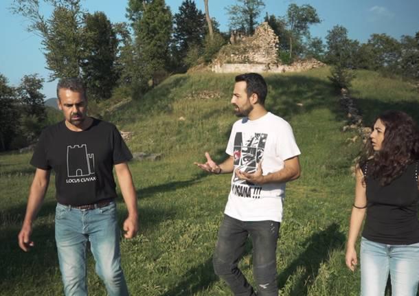 Cuasso al Monte: ricerche di presenze paranormali al castello