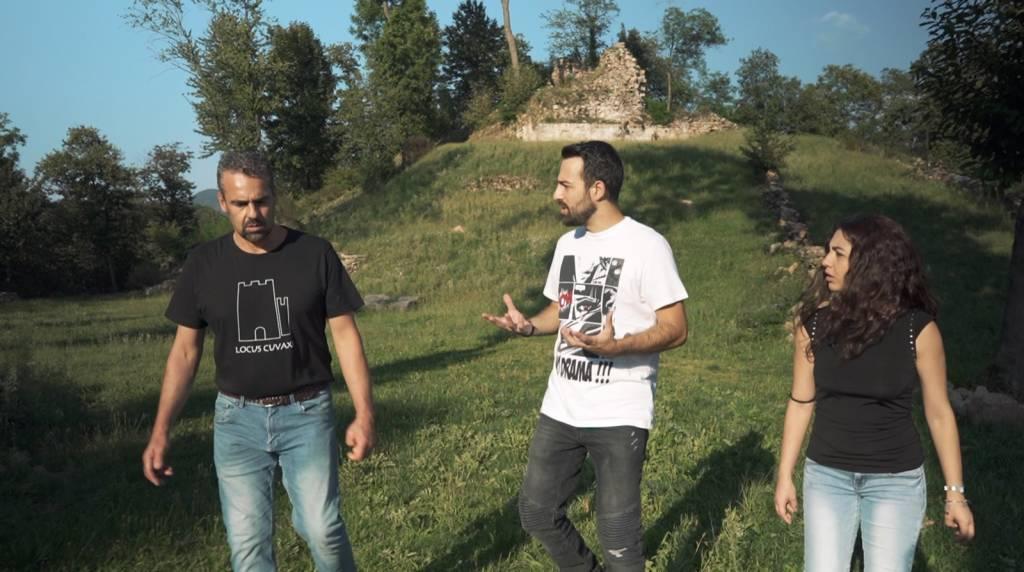 Cuasso al Monte - Ricerche di presenze paranormali al castello