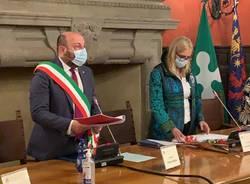 discorso sindaco Stefano Bellaria