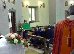 Duno: messa al Tempio per i medici defunti per Covid