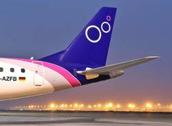 ego airways arriva a Malpensa