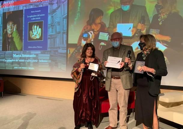 Finalisti Premio Chiara finale 2020