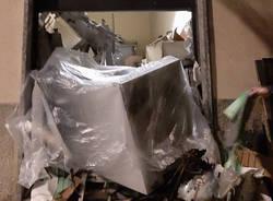 furto con esplosione al bancomat di Vanzaghello