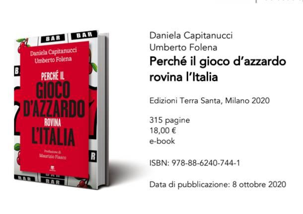 gioco d'azzardo - libro Daniela Capitanucci