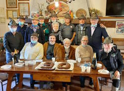 gruppo alpini gemonio compleanno luciano orgia
