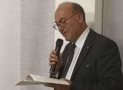 """Il rescaldinese Angelo Mocchetti premiato al concorso di poesia """"I colori dell'anima"""""""