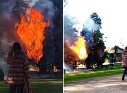 incendio sumirago