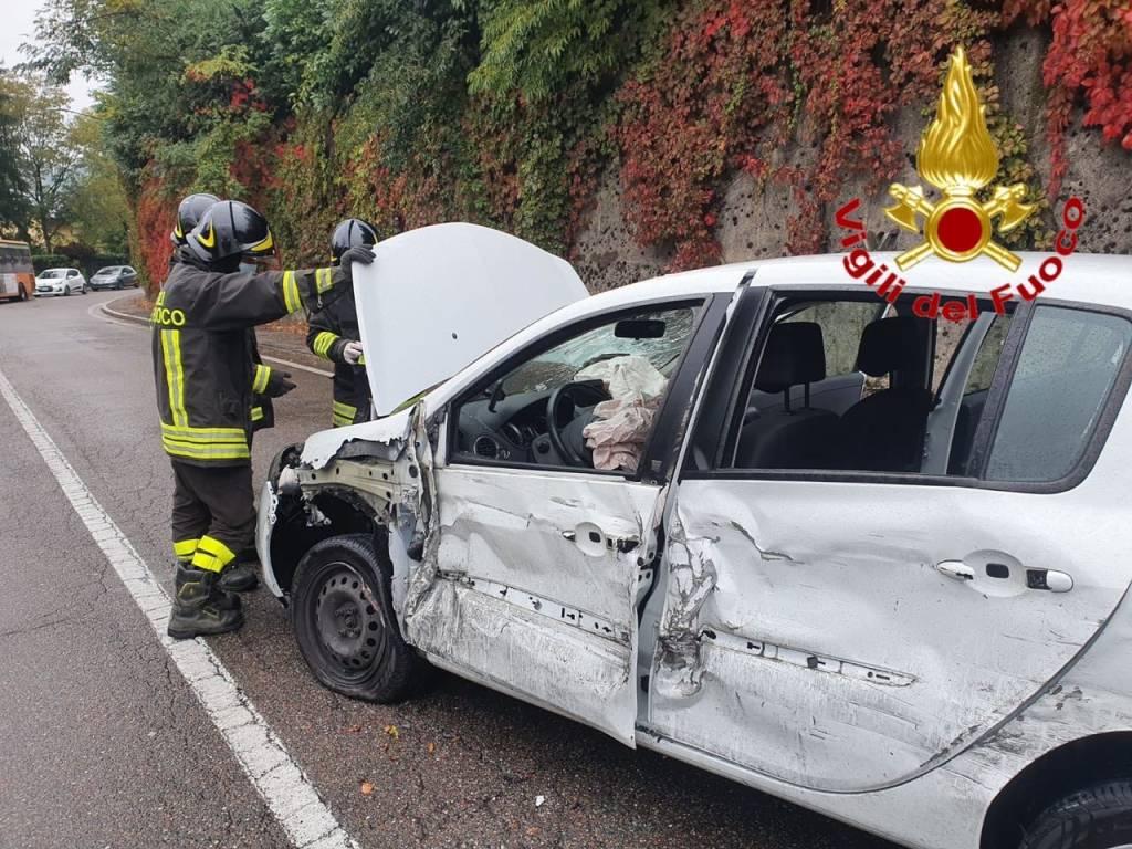 incidente stradale varese