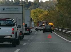 incidente tangenziale varese