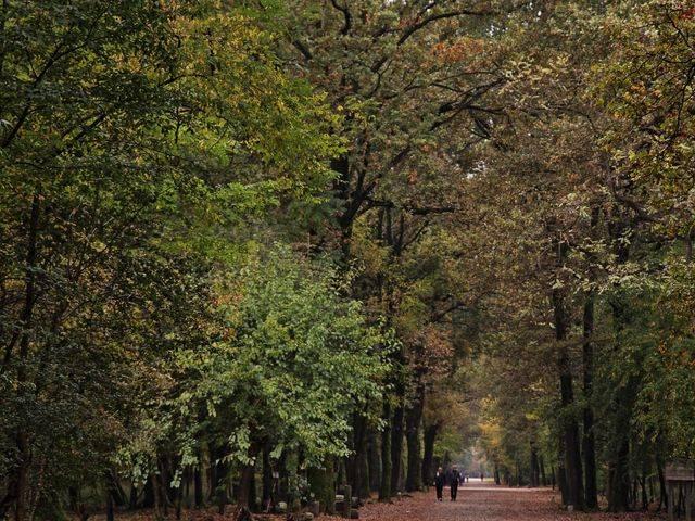L'autunno in via Gaggio
