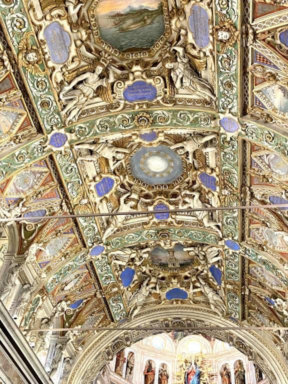 La meraviglia del Santuario di Saronno
