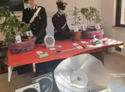 Laveno carabinieri