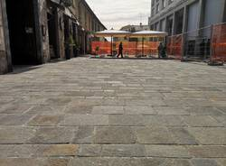 lavori in corso magenta a Legnano
