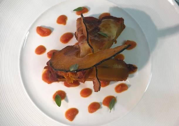 Le settimane del gusto al ristorante del Palace di Varese