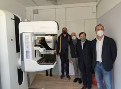 mammografo digitale ospedale angera