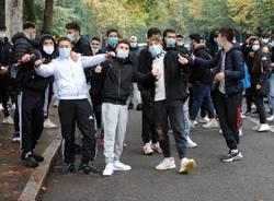 Manifestazione Bernocchi Dell'Acqua