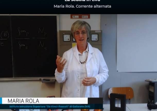 Maria Rola a rai cultura