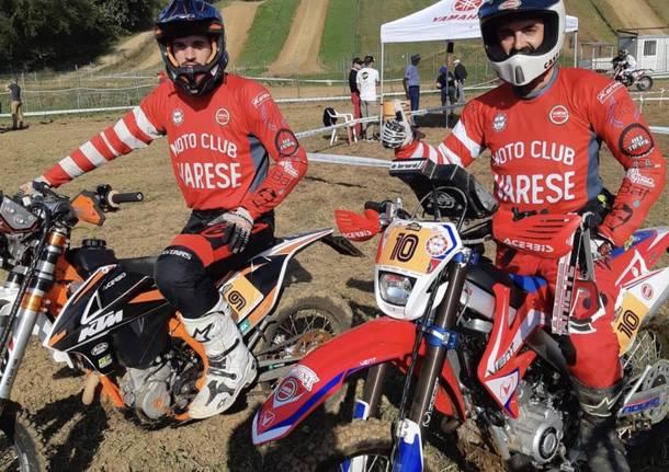 Moto Club Varese allo Swank Rally