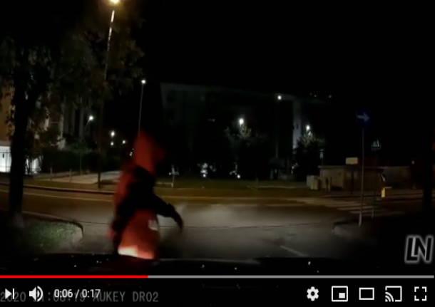 Movida a Legnano, forze dell'ordine in centro