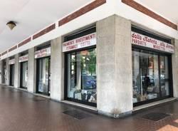 nuova vetrina storica a cerro maggiore