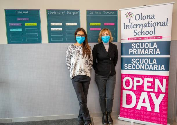 Olona International School - open day nov 2020