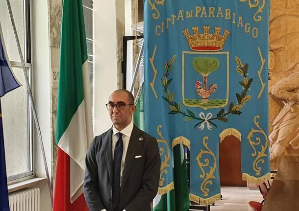 Parabiago, ecco la giunta di Raffaele Cucchi