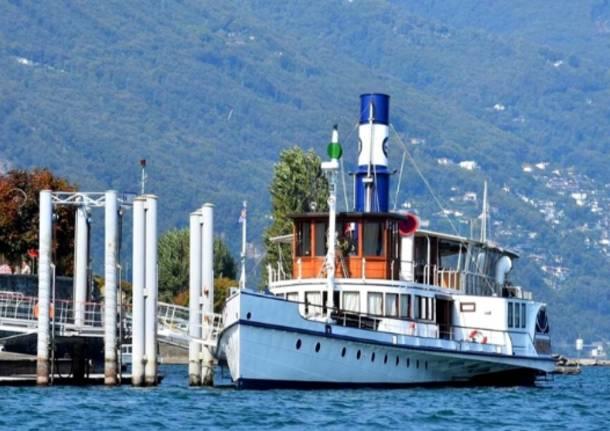 piroscafo Piemonte - lago maggiore