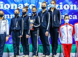 polisportiva varese ginnastica ritmica 2020