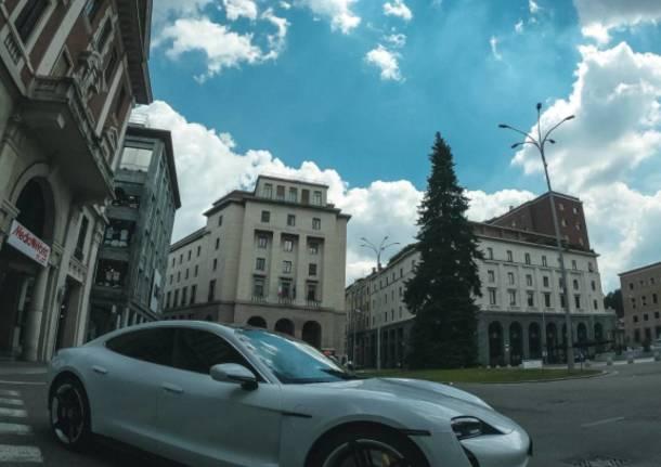 Porsche Taycan, la sportiva che non c'era