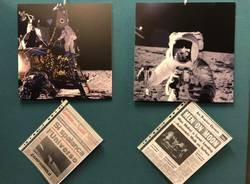 """Porto Ceresio - Mostra """"Apollo  50"""" di Luca Leone"""