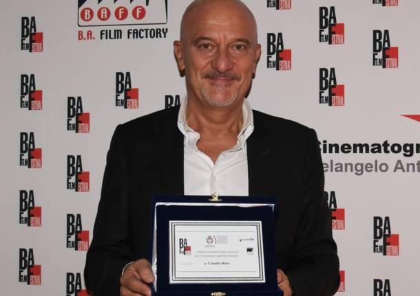 Premio Ceccuzzi Claudio Bisio Baff