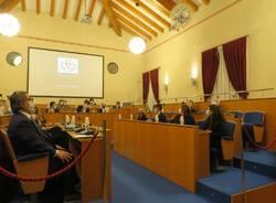 Primo consiglio comunale Lorenzo Radice