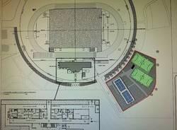 progetto campi calcetto paddle pista di atletica sacconago