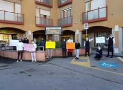 protesta ristoratori vanzaghello