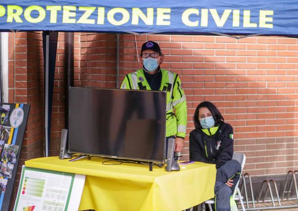 protezione civile buguggiate