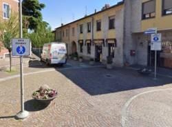 Rescaldina, una telecamera per controllare l'area pedonale di via Bossi