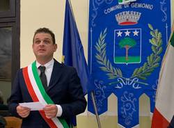 Samuel Lucchini sindaco di Gemonio