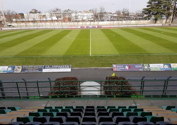 stadio castellanza castellanzese calcio