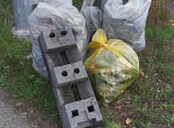 Strade pulite Busto Garolfo