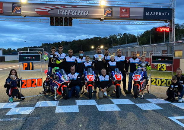 team fullmoto squadra corse speciale uisp motociclismo