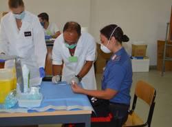test sierologici ai carabinieri