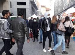 Varese - Mercatino dei sapori ottobre 2020 - foto di Emanuela Crivellaro