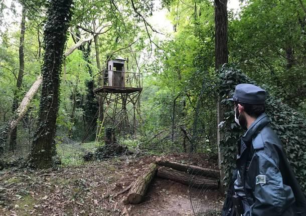 Ville aperte in Brianza: un vero successola visita all'ex Polveriera nel Parco delle Groane
