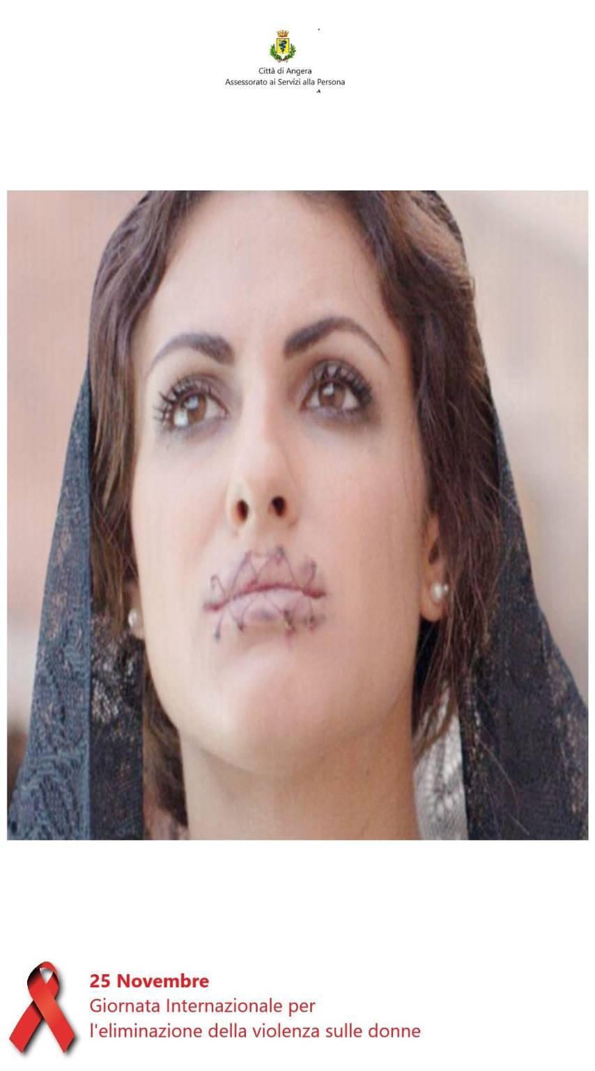 """25 Novembre, Angera dice """"No"""" alla violenza sulle donne"""