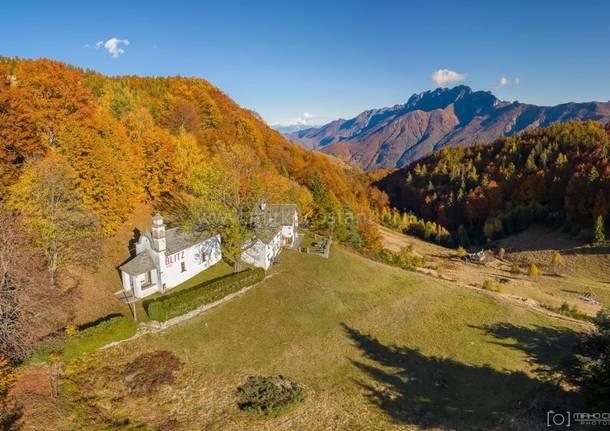 Autunno Val vigezzo- Mirko costantini