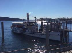 battello piroscafo piemonte navigazione lago maggiore