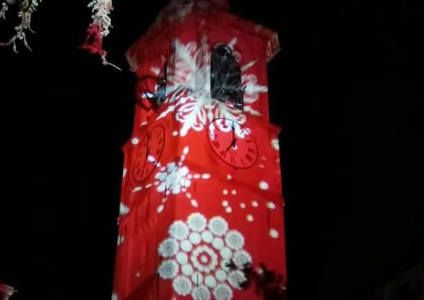 campanile natale angera