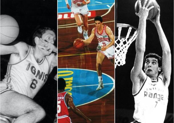 Canestri di storia basket